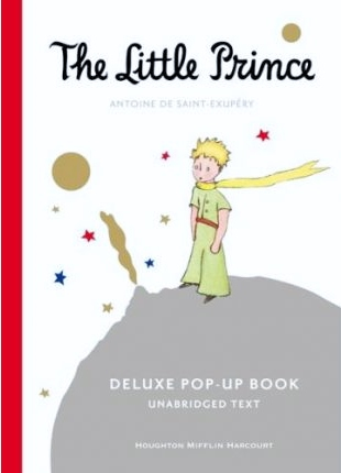 THe little prince pop up