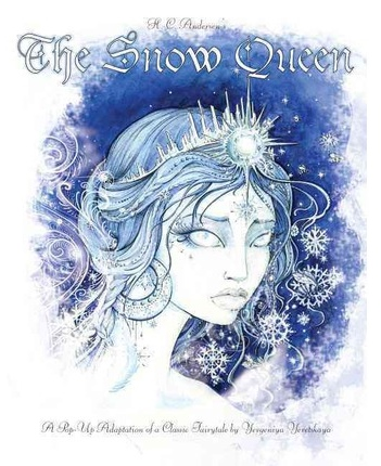 snow queen pop-up
