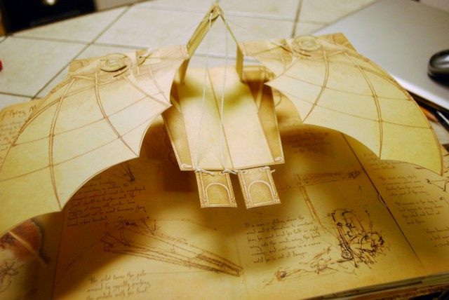 da vinci journal of inventions