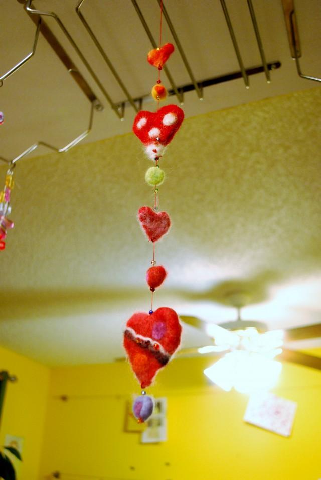 the mushroom heart is my favorite :D