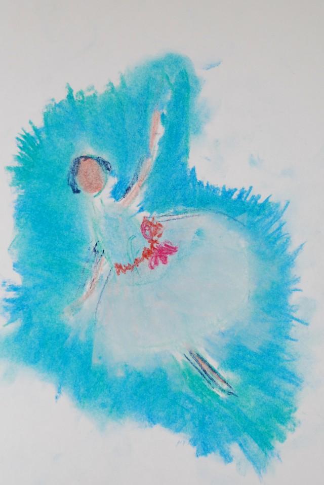D.'s ballerina
