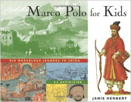 Marco Polo for kids book