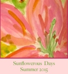 sunflowerous days summer 2015