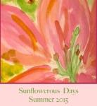 sunflowerous days summer 2015