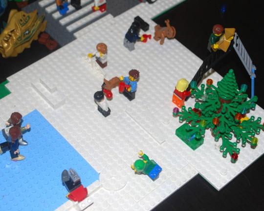 TBSOA 2015: Lego village